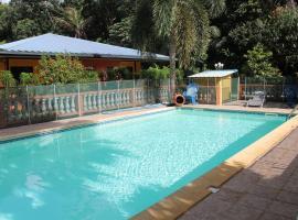 Hotel L'ebene Verte, Matoury