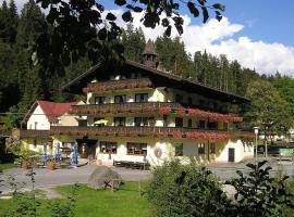 Gasthof Mühle – Natur- & Wanderhotel
