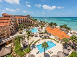 Playa Linda Beach Resort, 棕榈滩