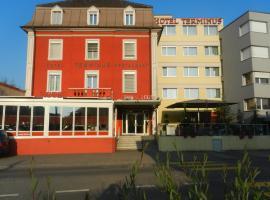 Hôtel Terminus, Porrentruy