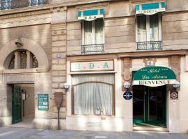 Hotel Des Arenes, Париж