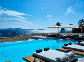 Bill & Coo Coast Suites -The Leading Hotels of the World, Agios Ioannis Mykonos