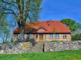 Gutshaus Jülchendorf, Jülchendorf