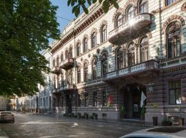 Londonskaya SPA Hotel, Odessa