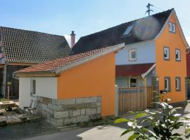 Quaint Holiday Home in Kimmelsbach with Pond