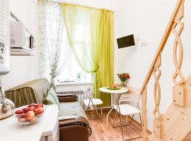 Duplex Studio on Marata 33, San Pietroburgo