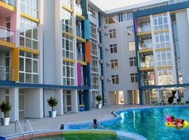 Sunny Beach Apartment 57, Słoneczny Brzeg
