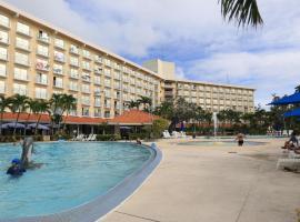 Grandvrio Resort Saipan, Гарапан