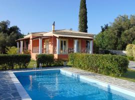 Villa Grecia, Liapádes