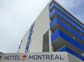 Hotel Montreal, Бибионе