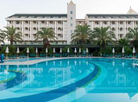 Primasol Hane Garden Hotel, Side