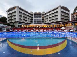 Hane Hotel, Side