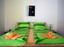 Green Apartment, Novi Sad