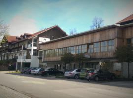 Apartmány v Bavorském lese