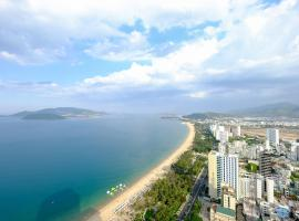 Sunrise Ocean View Apartment, Nha Trang