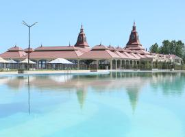 El Faro Hotel, Nabran