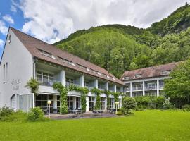 Hotel Schlosswald, Тризен