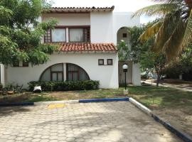 Casa en la Playa, Santa Marta