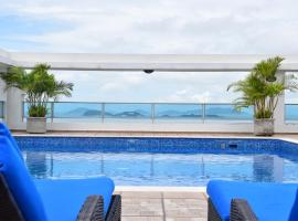 Ocean Front View Apartment, Panama (ville)