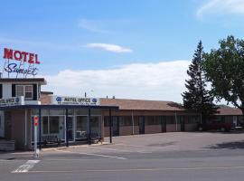 Sunset Motel, Fort Macleod