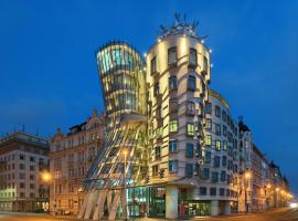 Dancing House Hotel, Praga