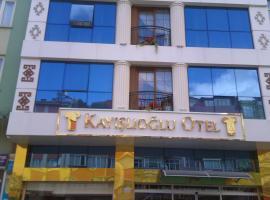Kayislioglu Otel, Burdur