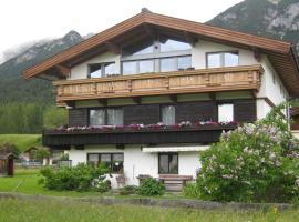 Haus Karwendelblick, Leutasch