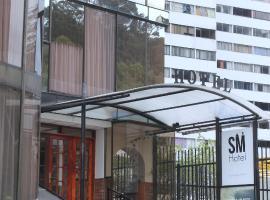 Hotel Santa Monica, Bogotá