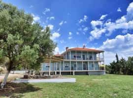 Villa Anna Maria, Psakoudia