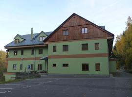 Apartment Orbit Karlov P.P., Malá Morávka