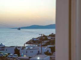 Olympia, Miasto Mykonos