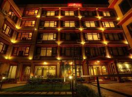 Mandala Boutique Hotel, Katmandu