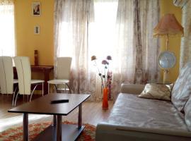 Apartment Studio on Mayakovskogo Avenue, Zaporozhye