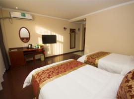 GreenTree Inn JiangSu WuXi BaShi HuaXiaQingCheng XiGang Road Shell Hotel, 无锡