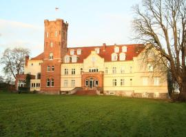 Schloss Lelkendorf, Fewo Hoppenrade