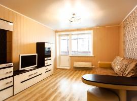 Apartment on Ulitsa Mira 117, Tolyatti