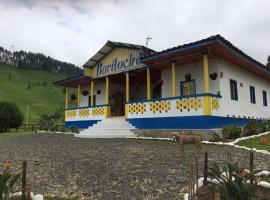 Hotel Bariloche, Santa Rosa de Cabal