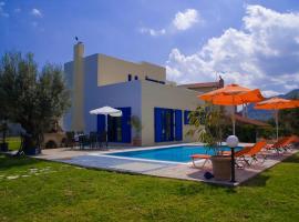 Heather's Villa, Afántou