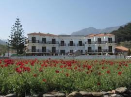 Apart Hotel Agios Konstantinos, Ágios Konstantínos