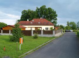 Ubytování u Marcelky, Франтишковы Лазне