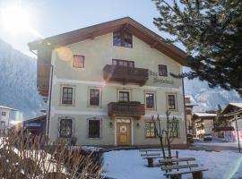 Försterhaus zum Kramerwirt, Mayrhofen