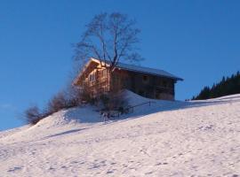 Ferienhütte Georg, Hippach