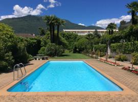 Lido Golf, Ascona