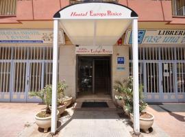 Hostal Residencia Europa Punico,