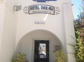 Hotel Dar Ali, Mezraia
