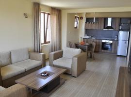 Afrodita Apartments, Lozenets