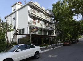 Hotel Rex Politi, Loutrá Ipátis