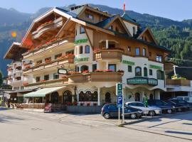 Hotel Gasthof Perauer, Mayrhofen
