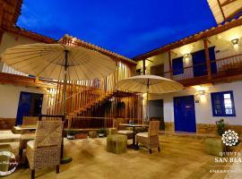 Quinta San Blas by Ananay Hotels, Cuzco