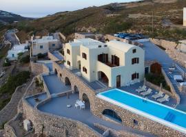 Zatrikion Santorini Villas, Pírgos